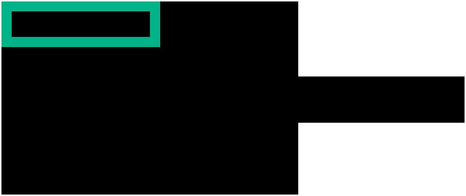 Hewlett Packard Entreprise logo